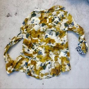 Anthropologie Tops - Anthropologie Holding Horses Button Up Blouse (2)